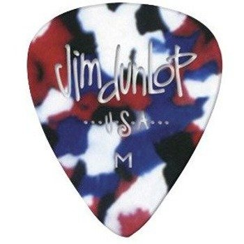 kostka gitarowa JIM DUNLOP - CELLULOID CLASSIC CONFETTI / HEAVY (483R06H)