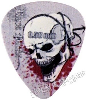 kostka gitarowa ROCK PICK - BLOOD SKULL