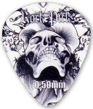 kostka gitarowa ROCK PICK / SKULL