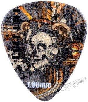 kostka gitarowa ROCK PICK - SKULL MUSIC