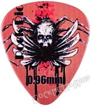 kostka gitarowa ROCK PICK - SPIDER SKULL