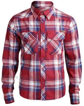 koszula CHECKSHIRT - RED