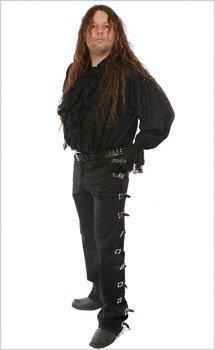 koszula GOTYCKA czarna (56796)