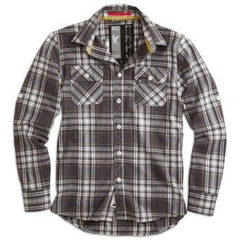 koszula LUMBERJACK SHIRT GRAY