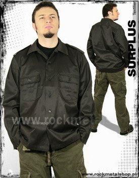 koszula US HEMD 1/1 BLACK