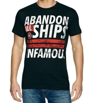 koszulka ABANDON ALL SHIPS - INFAMOUS