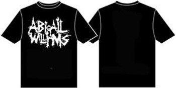 koszulka  ABIGAIL WILLIAMS -LOGO