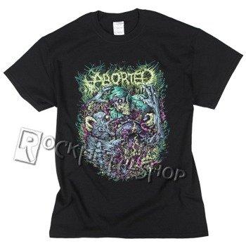 koszulka ABORTED - DR. MURDER