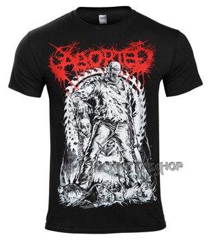 koszulka ABORTED - JASON
