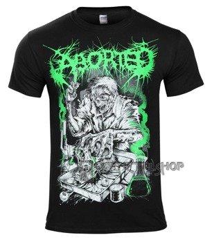 koszulka ABORTED - REANIMATOR