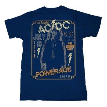 koszulka AC/DC - AC/DC 1978