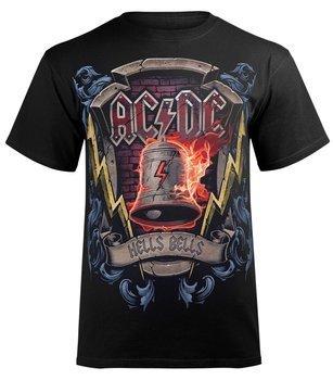 koszulka AC/DC - HELLS BELLS SHIELD