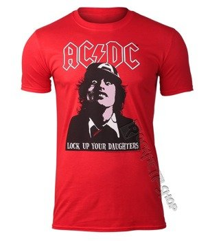 koszulka AC/DC - LOCK UP YOUR DAUGHTERS