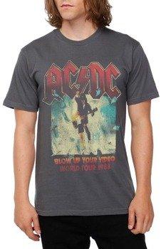 koszulka AC/DC - VINTAGE BLOW