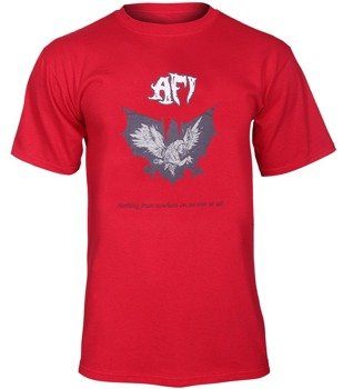 koszulka AFI - NOTHING FROM NOWHERE...