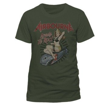 koszulka AIRBOURNE - READY TO ROCK