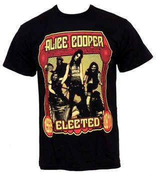 koszulka ALICE COOPER - ELECTED BAND