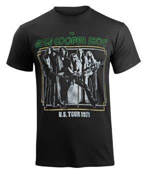 koszulka ALICE COOPER - U.S. TOUR 1971