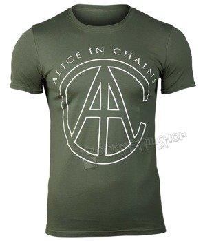 koszulka ALICE IN CHAINS - AIC ROCKS
