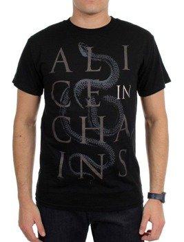 koszulka ALICE IN CHAINS - ALICE SNAKES