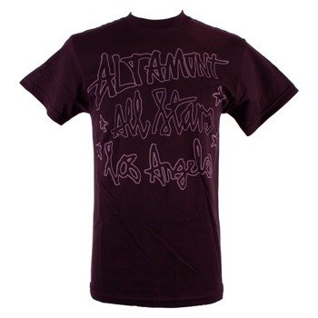 koszulka ALTAMONT - ALL STARS (PURPLE) 09""