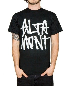 koszulka ALTAMONT - STACKED (BLACK)