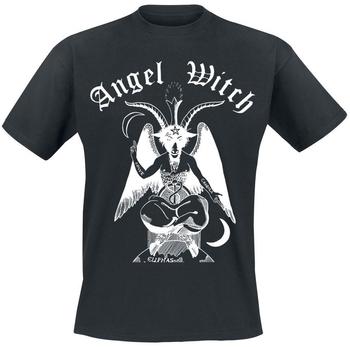 koszulka ANGEL WITCH - BAPHOMET
