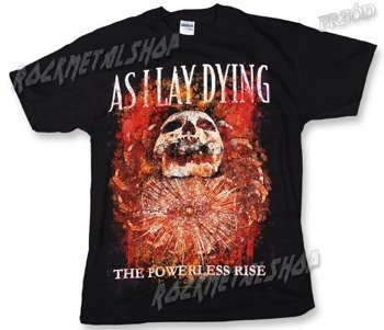 koszulka AS I LAY DYING - POWERLESS RISE