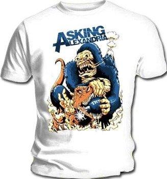 koszulka ASKING ALEXANDRIA - APE VS T-REX