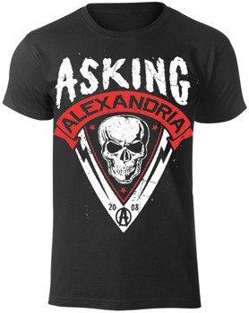 koszulka ASKING ALEXANDRIA - SKULL SHIELD