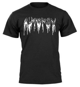 koszulka AUTOPSY - LOGO