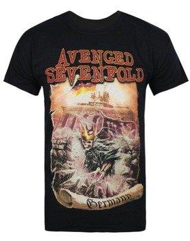 koszulka AVENGED SEVENFOLD - GERMANY