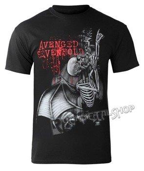 koszulka AVENGED SEVENFOLD -  SPINE CLIMBER