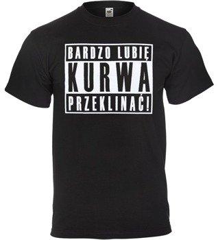 koszulka BARDZO LUBIĘ...