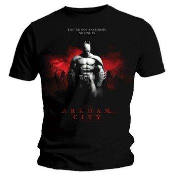 koszulka BATMAN ARKHAM CITY
