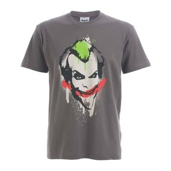 koszulka BATMAN ARKHAM CITY - JOKER GRAFFITI