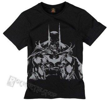 koszulka BATMAN - DRAW STYLE czarna