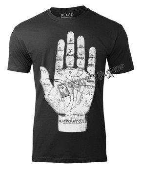 koszulka BLACK CRAFT - PALM READER