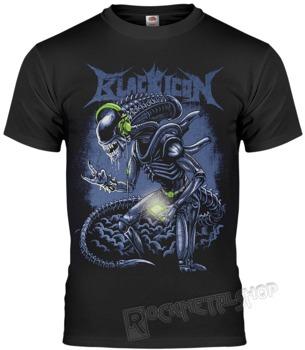 koszulka BLACK ICON - ALIEN (MICON132 BLACK)