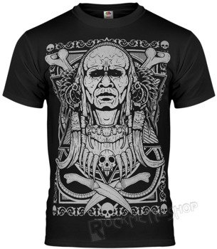 koszulka BLACK ICON - TRIBAL WARRIOR (MICON067 BLACK)