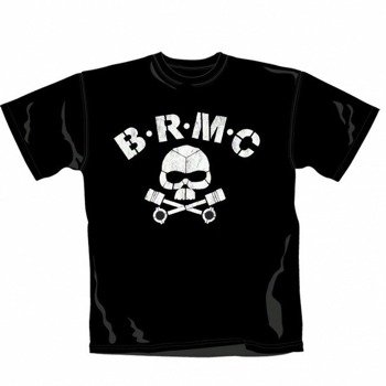 koszulka BLACK REBEL MOTORCYCLE CLUB - LOGO