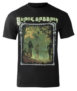 koszulka BLACK SABBATH - PHOTO FRAMED
