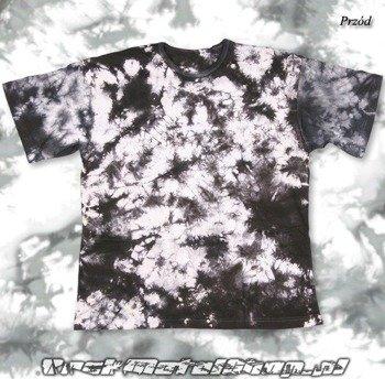 koszulka BLACK & WHITE barwiona