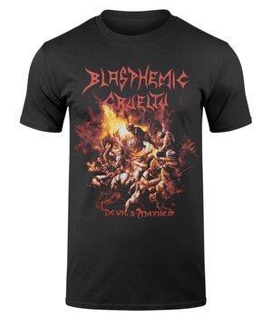 koszulka BLASPHEMIC CRUELTY - DEVILS MAYHEM