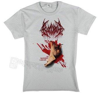 koszulka BLOODBATH - WACKEN CARNAGE jasnoszara