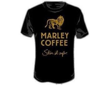 koszulka BOB MARLEY - COFFEE