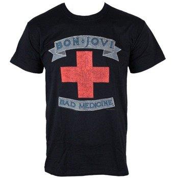 koszulka BON JOVI - BAD MEDICINE