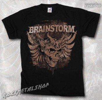 koszulka BRAINSTORM -...AND MY SOUL WILL BURN!