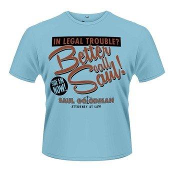koszulka BREAKING BAD - BETTER CALL SAUL