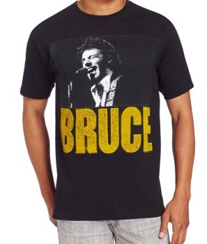 koszulka BRUCE SPRINGSTEEN - LIVE HEAD SHOT PHOTO